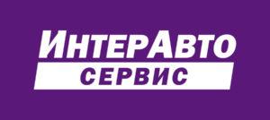 Лого ИнтерАвтоСервис на фоне
